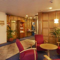 Отель Scandic Kallio интерьер отеля