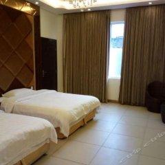 Отель Longjia Ecological Hot Spring Resort Китай, Жангжоу - отзывы, цены и фото номеров - забронировать отель Longjia Ecological Hot Spring Resort онлайн комната для гостей фото 2