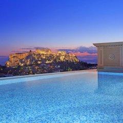 King George, A Luxury Collection Hotel Афины бассейн