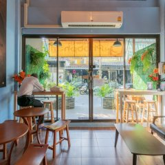 Отель Phobphanhostel Бангкок интерьер отеля фото 3