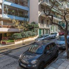 Отель Olympus Residence Афины парковка