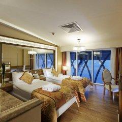 Granada Luxury Resort & Spa Турция, Аланья - 1 отзыв об отеле, цены и фото номеров - забронировать отель Granada Luxury Resort & Spa онлайн комната для гостей фото 2