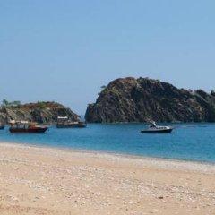 Отель Kücük Denizkizi (den Lille Havfrue) Кемер пляж