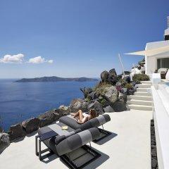 Отель Villa Etheras Греция, Остров Санторини - отзывы, цены и фото номеров - забронировать отель Villa Etheras онлайн бассейн фото 3