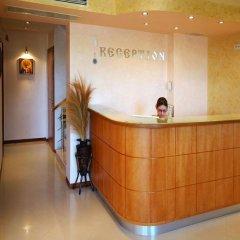 Отель Sveti Nikola Болгария, Несебр - отзывы, цены и фото номеров - забронировать отель Sveti Nikola онлайн интерьер отеля фото 3