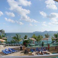 Copacabana Beach Hotel Acapulco балкон