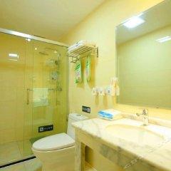 Отель 7 Days Inn (Rongchang Commercial Pedestrian Street) ванная