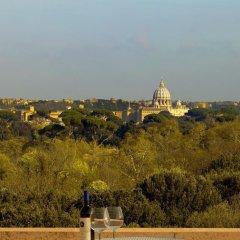 Parco Dei Principi Grand Hotel & Spa Рим приотельная территория
