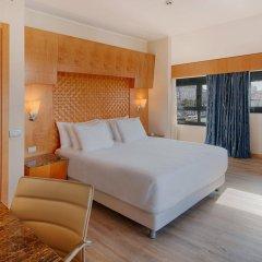 Отель NH Collection Genova Marina комната для гостей фото 4