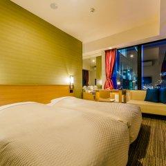 Отель Candeo Hotels Fukuoka Tenjin Фукуока комната для гостей фото 4