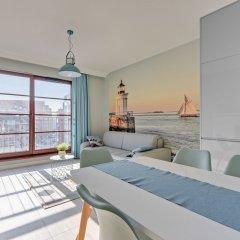 Апартаменты Downtown Apartments - Nowa Motlawa комната для гостей