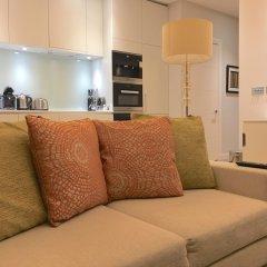 Отель Trafalgar Luxury Suites Великобритания, Лондон - отзывы, цены и фото номеров - забронировать отель Trafalgar Luxury Suites онлайн комната для гостей