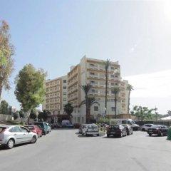 Отель Royal Costa Торремолинос парковка
