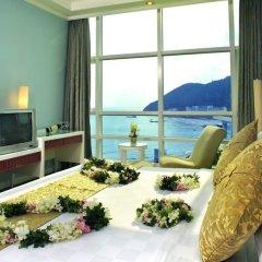 Отель Sunshine Resort Intime Sanya в номере