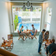 Отель Fusion Villa Вьетнам, Хойан - отзывы, цены и фото номеров - забронировать отель Fusion Villa онлайн питание фото 2