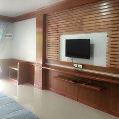 Отель Poonsap Apartment Таиланд, Ланта - отзывы, цены и фото номеров - забронировать отель Poonsap Apartment онлайн удобства в номере фото 2