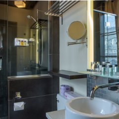 Отель Sainte-Anne Канада, Квебек - отзывы, цены и фото номеров - забронировать отель Sainte-Anne онлайн ванная фото 2