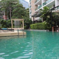 Hotel Vista Pattaya бассейн