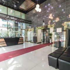 Galaxy Hotel интерьер отеля