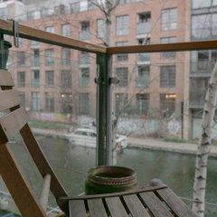 Апартаменты 1 Bedroom Apartment With Balcony in Haggerston бассейн