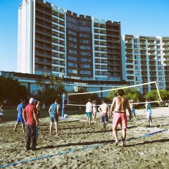 Liparis Resort Hotel & Spa спортивное сооружение