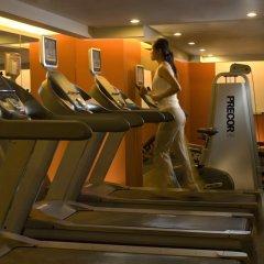 Отель Hilton Beijing Wangfujing фитнесс-зал фото 2