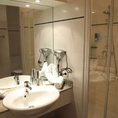Отель GAL Apartments Vienna Австрия, Вена - отзывы, цены и фото номеров - забронировать отель GAL Apartments Vienna онлайн ванная фото 2