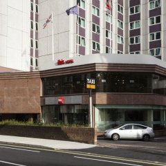 Отель Ibis Earls Court Лондон парковка