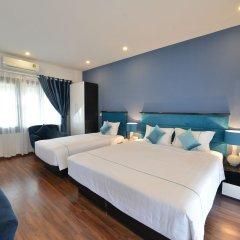 Отель TTC Hotel Premium Hoi An Вьетнам, Хойан - отзывы, цены и фото номеров - забронировать отель TTC Hotel Premium Hoi An онлайн комната для гостей фото 2