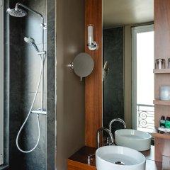 Отель La Bourdonnais Франция, Париж - 1 отзыв об отеле, цены и фото номеров - забронировать отель La Bourdonnais онлайн ванная