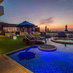 Отель Yama Phuket бассейн фото 4