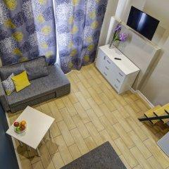 Гостиница Апарт-отель URoom на Первомайской в Москве отзывы, цены и фото номеров - забронировать гостиницу Апарт-отель URoom на Первомайской онлайн Москва комната для гостей фото 3