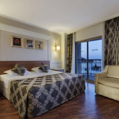 Alba Queen Hotel - All Inclusive Сиде комната для гостей фото 4