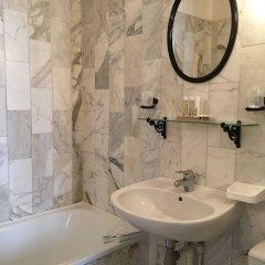 Boulogne Résidence Hotel Булонь-Бийанкур ванная