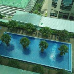 Отель Soho Suites KLCC LX Stay Малайзия, Куала-Лумпур - отзывы, цены и фото номеров - забронировать отель Soho Suites KLCC LX Stay онлайн бассейн