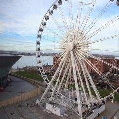 Отель Jurys Inn Liverpool Великобритания, Ливерпуль - отзывы, цены и фото номеров - забронировать отель Jurys Inn Liverpool онлайн пляж фото 2