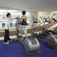 Отель JW Marriott Hotel Seoul Южная Корея, Сеул - 1 отзыв об отеле, цены и фото номеров - забронировать отель JW Marriott Hotel Seoul онлайн фитнесс-зал
