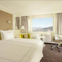 Отель Swissotel Zurich комната для гостей фото 4