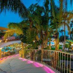 Aquamare Beach Hotel & Spa балкон