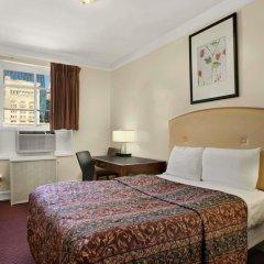 Отель Travelodge by Wyndham Downtown Chicago комната для гостей фото 2