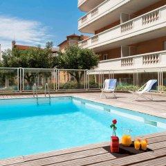 Отель Aparthotel Adagio access Nice Magnan бассейн фото 3