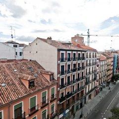 Отель Apartamento Latina балкон
