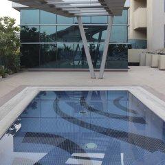Апартаменты OYO 133 Home Studio Tecom Al Barsha бассейн