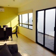 Отель Apartamentos Torre II Condominios фитнесс-зал фото 2