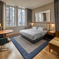 Отель Hilton Cologne комната для гостей фото 15