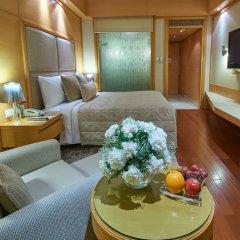 Отель Jaypee Vasant Continental комната для гостей