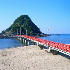 Hotel Sunresort Shonai Цуруока приотельная территория