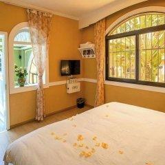 Отель Xiamen Gulangyu Sunshine Dora's House Китай, Сямынь - отзывы, цены и фото номеров - забронировать отель Xiamen Gulangyu Sunshine Dora's House онлайн комната для гостей фото 4
