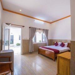 Отель Hanh Ngoc Bungalow комната для гостей