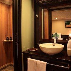Отель Halong Glory Cruise ванная